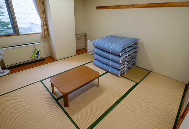 写真:4人部屋