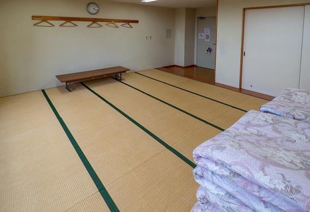 写真:8人部屋